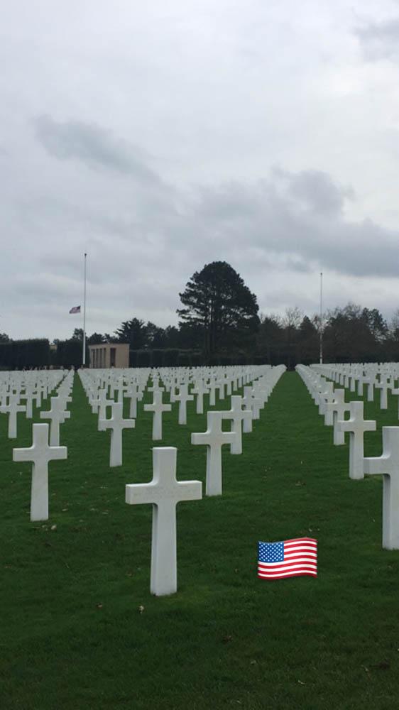 Sortie des Terminales GA au mémorial de Caen