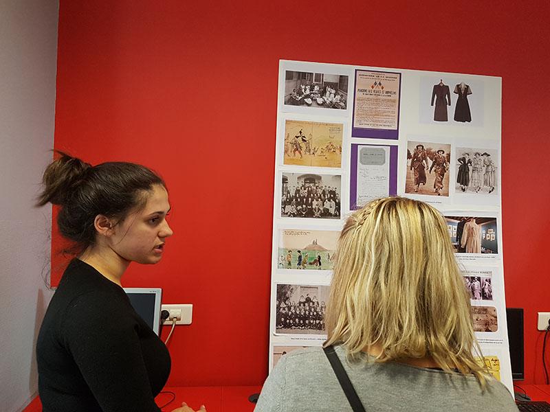E.P.I des 3èmes Prépa. Professionnelle : « Le rôle des femmes pendant la Première guerre mondiale »