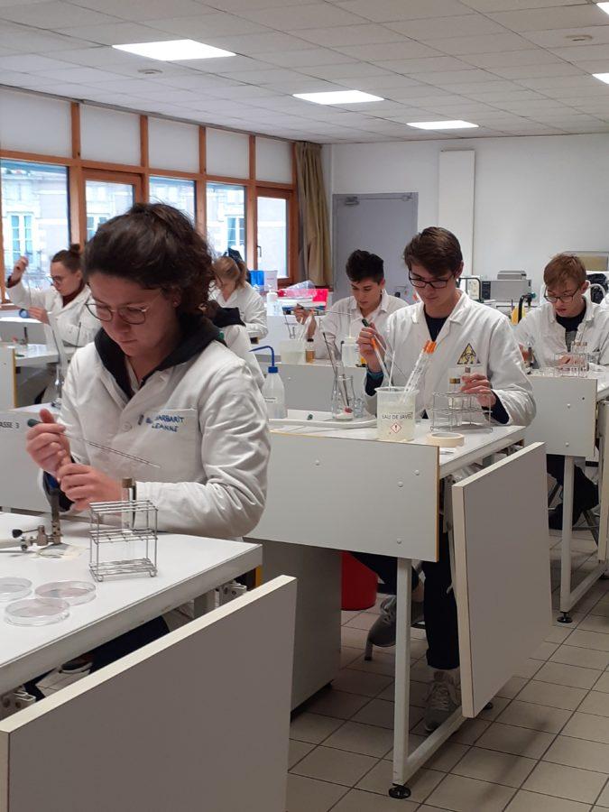 Le Labo des biotech