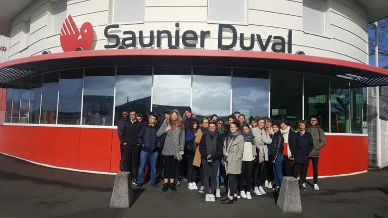 Sortie Saunier Duval 1