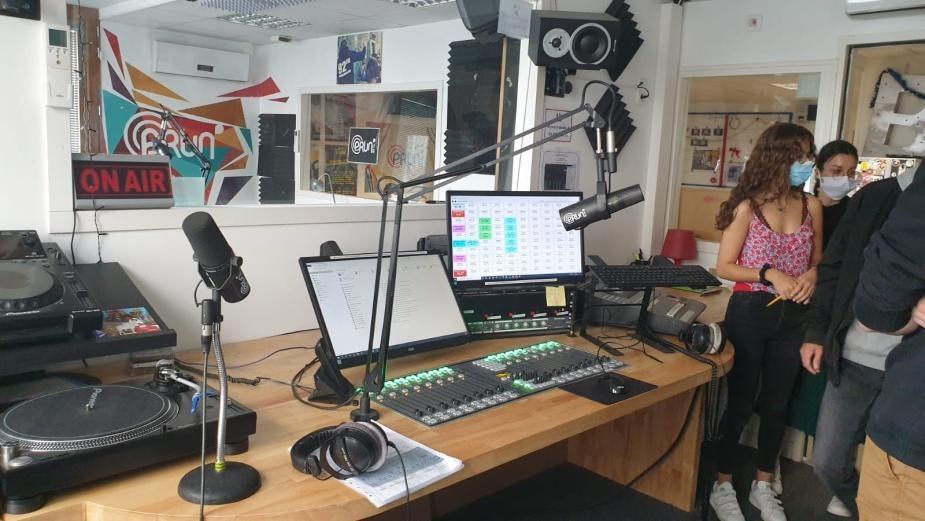 Visite radio Prun